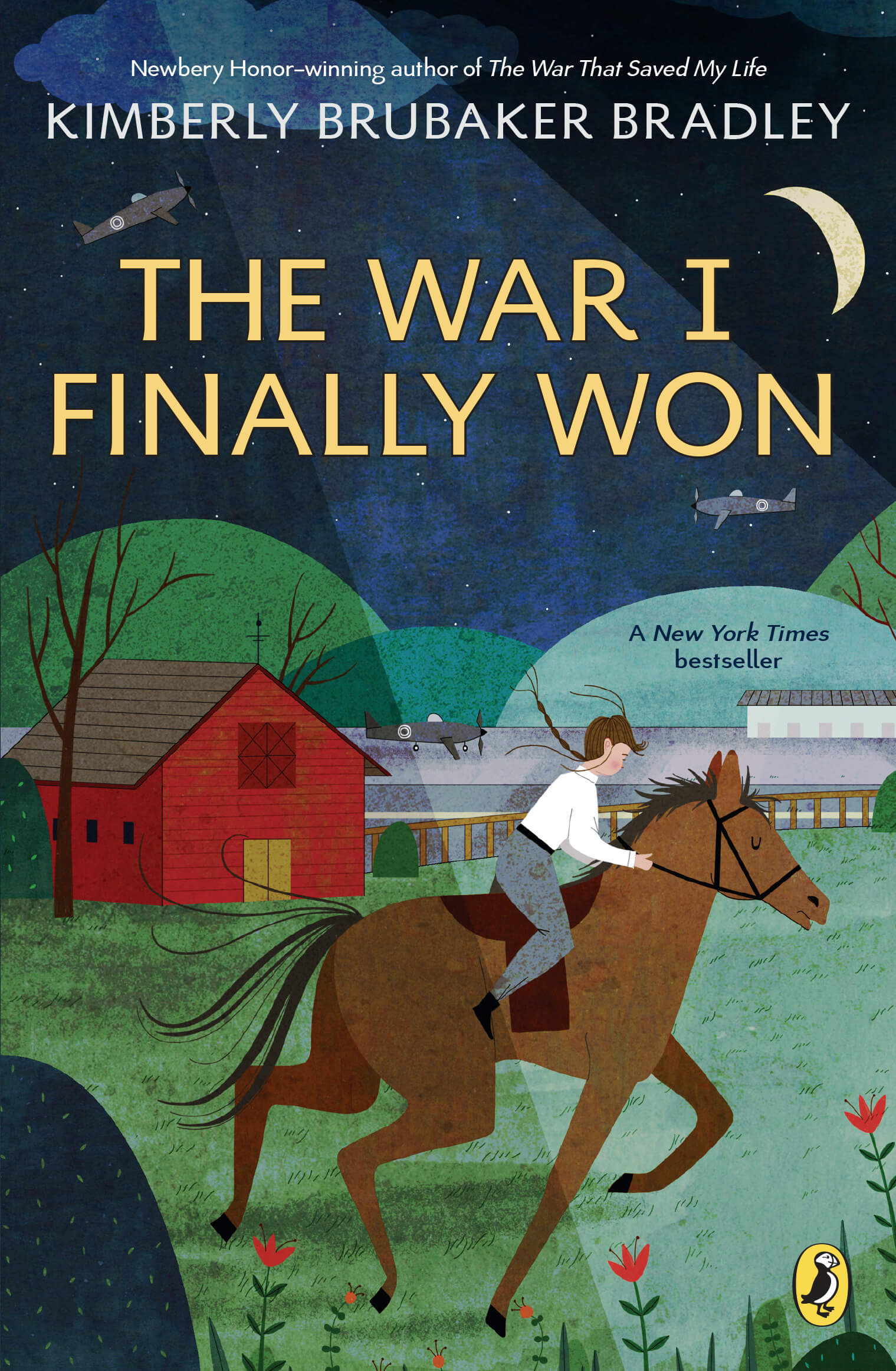The War I Finally Won Book by Kimberly Brubaker Bradley