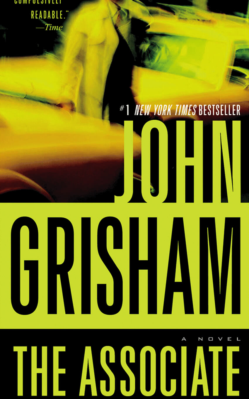 The Associate Novel by John Grisham