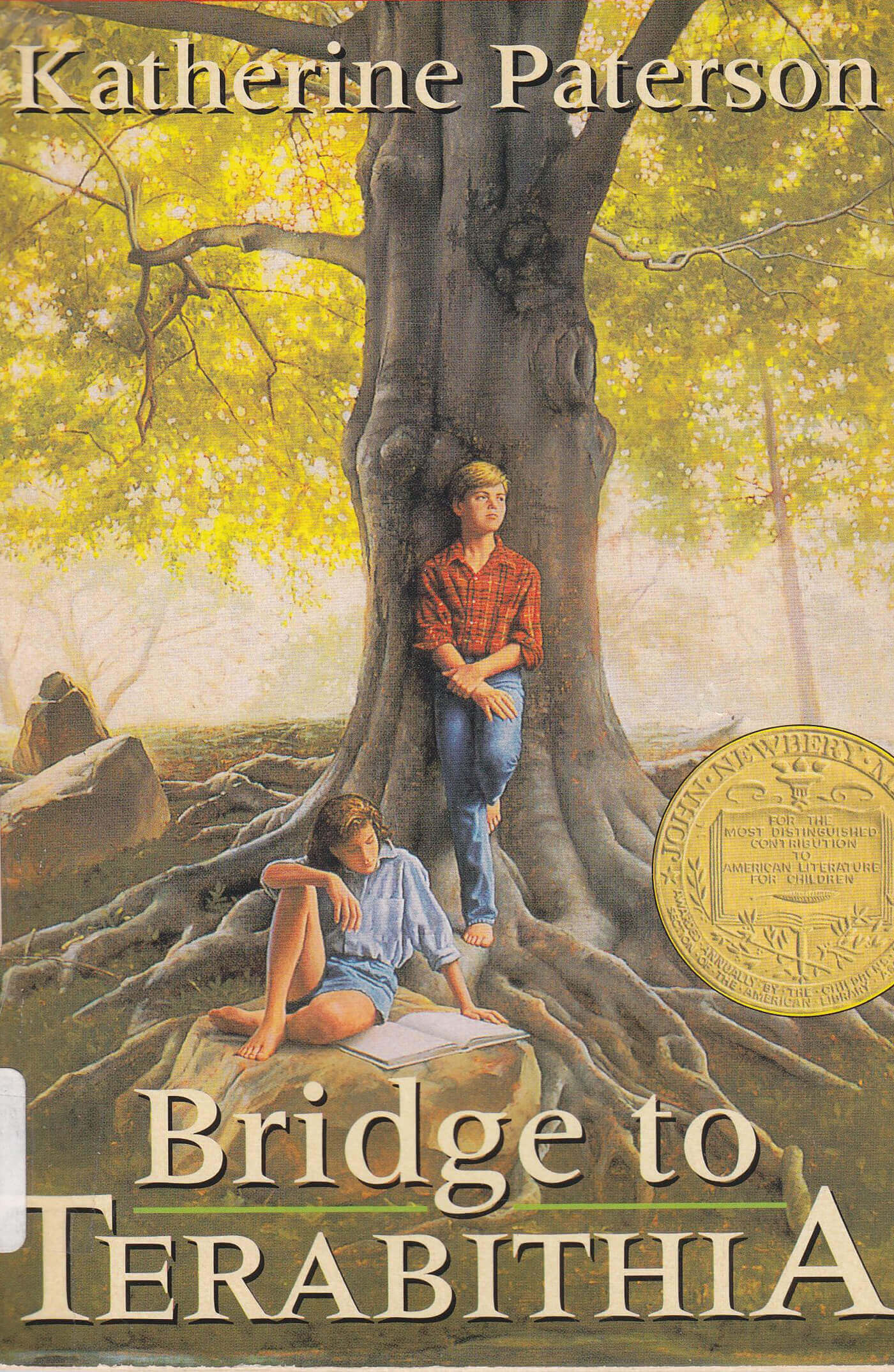 Bridge to Terabithia Novel by Katherine Paterson