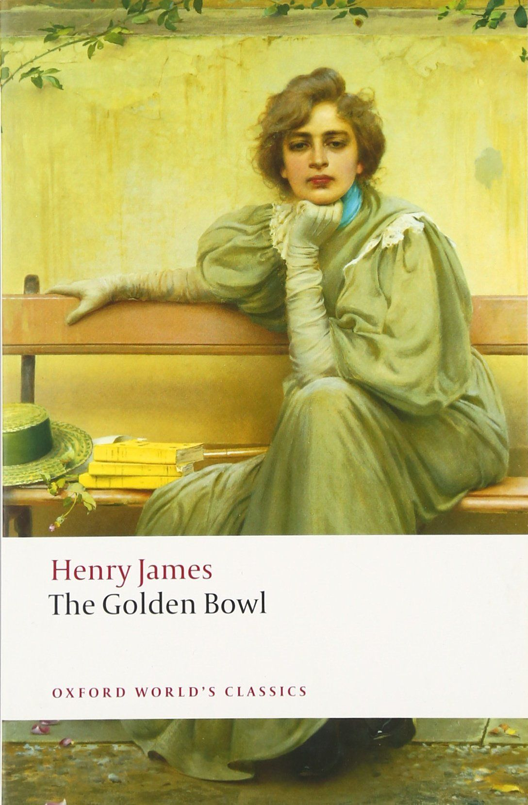The Golden Bowl Novel by Henry James
