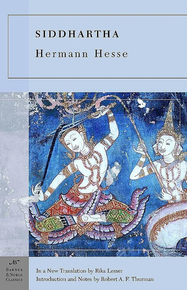 Siddhartha Novel by Hermann Hesse