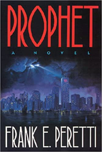 Prophet Novel by Frank E. Peretti