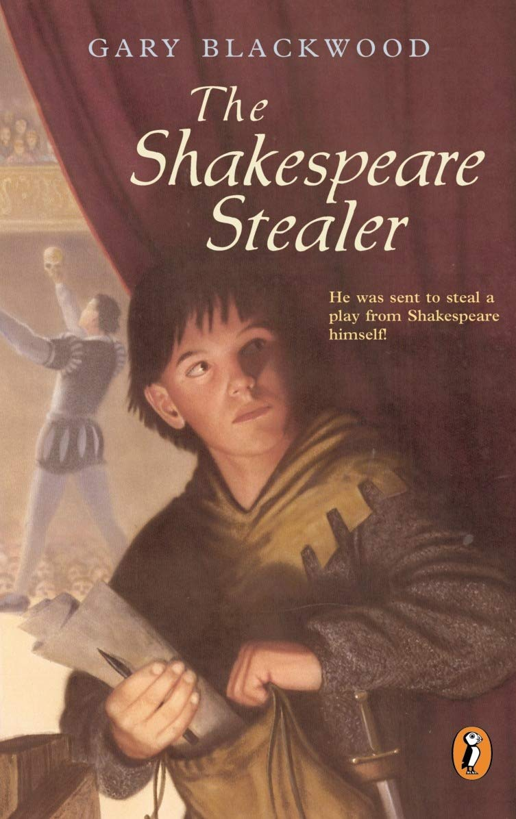 The Shakespeare Stealer Novel by Gary Blackwood