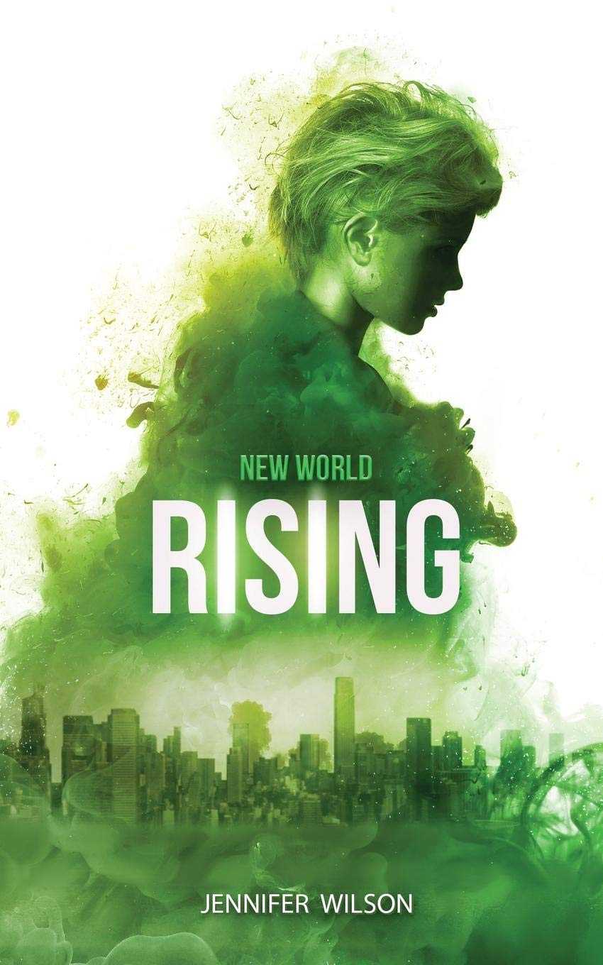 New World Rising by Jennifer Wilson