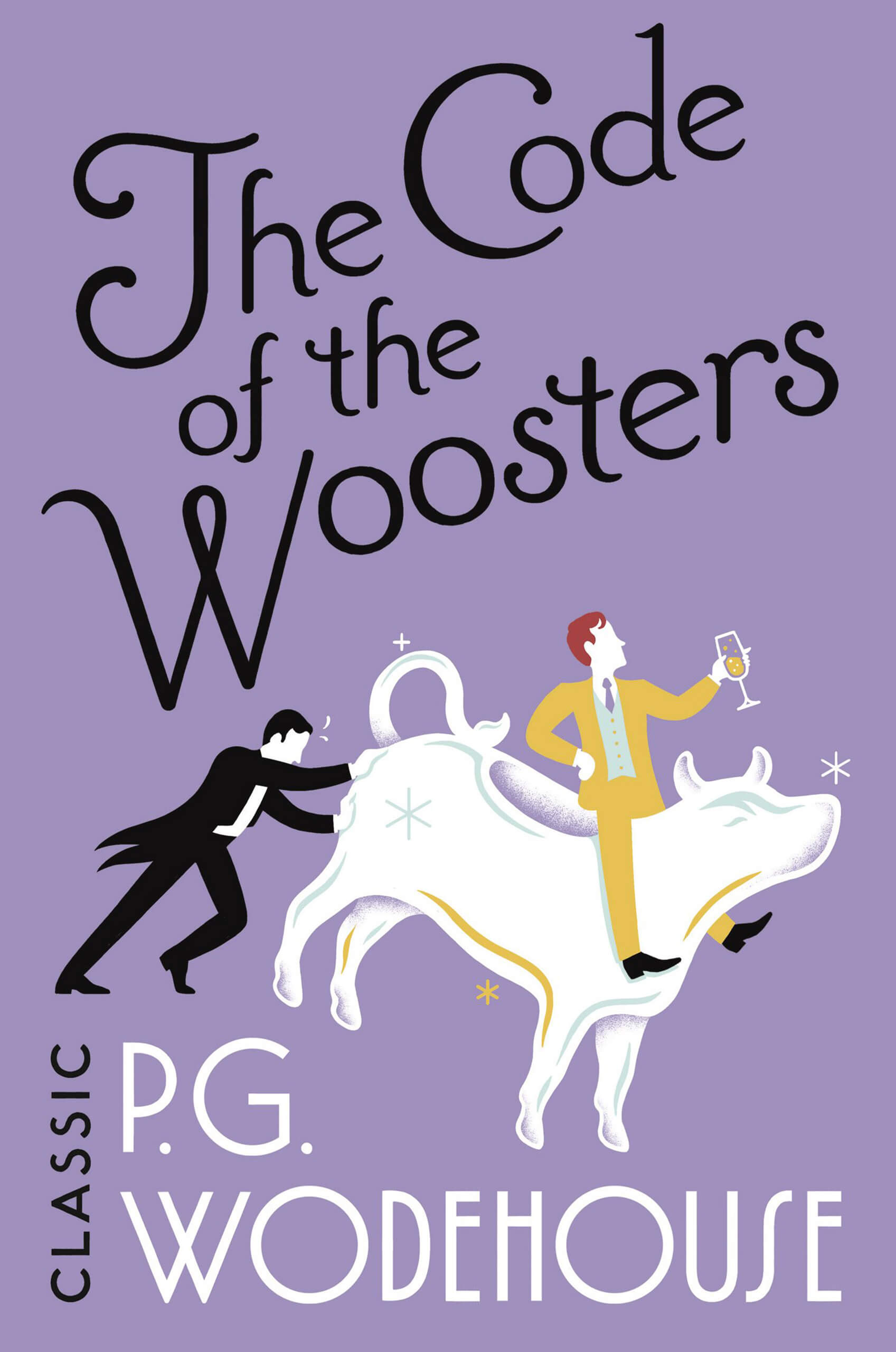 The Code of the Woosters Novel by P. G. Wodehouse