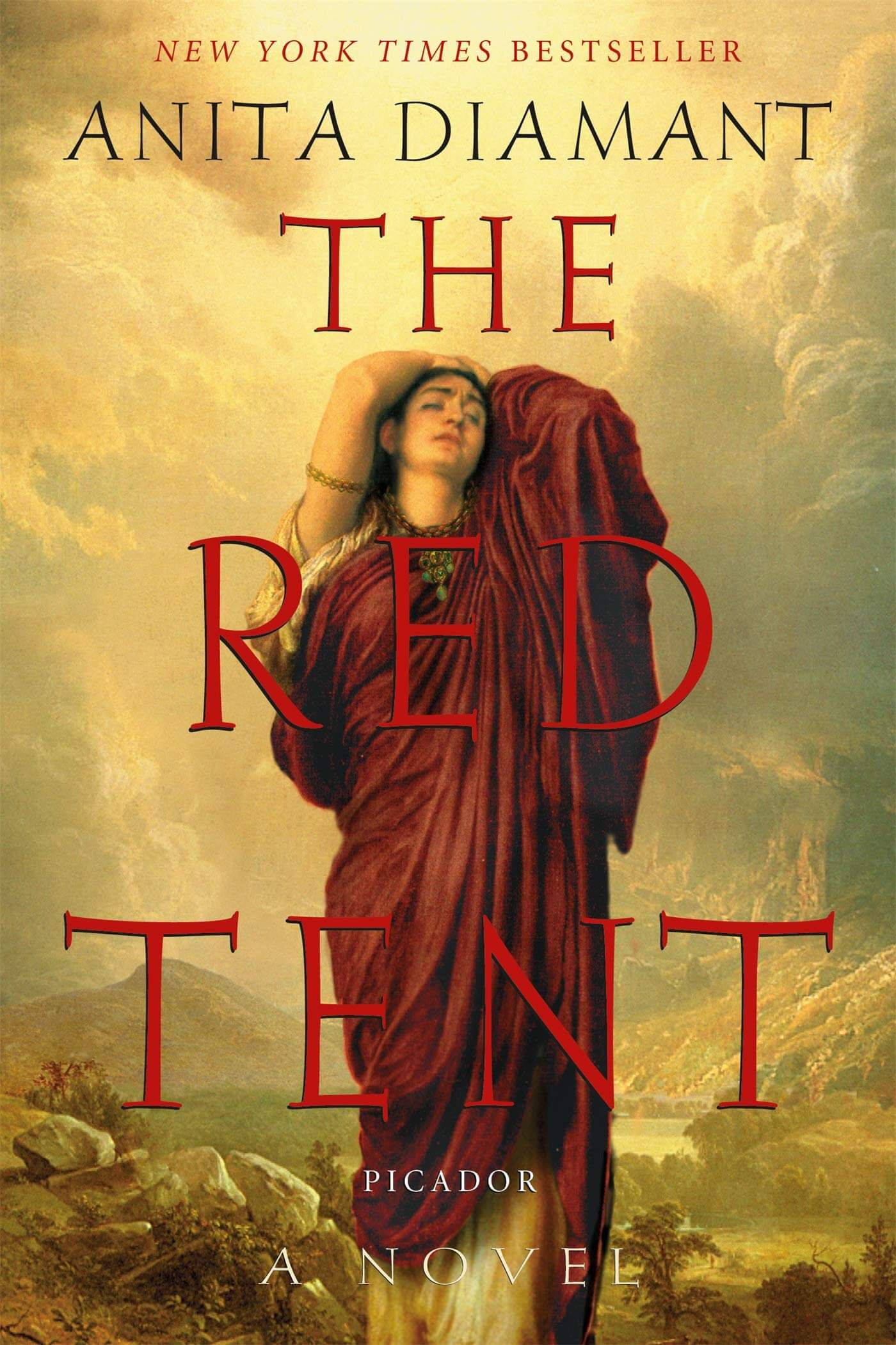 The Red Tent Novel by Anita Diamant