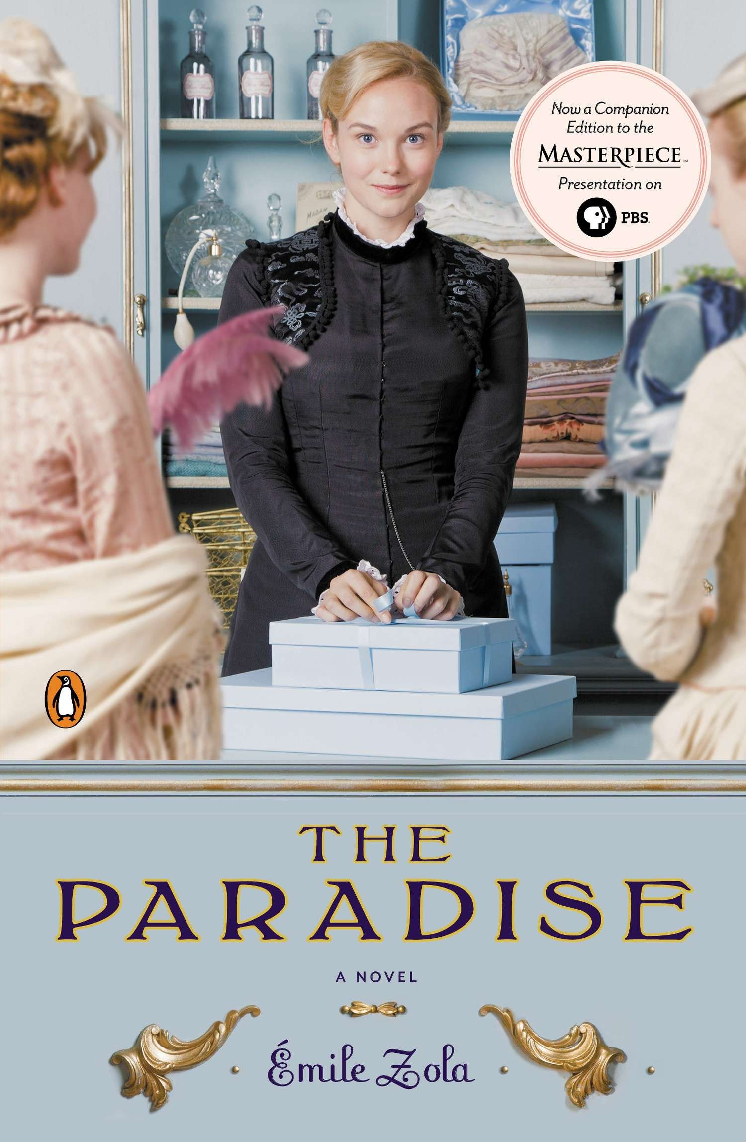 The Paradise: A Novel by Émile Zola
