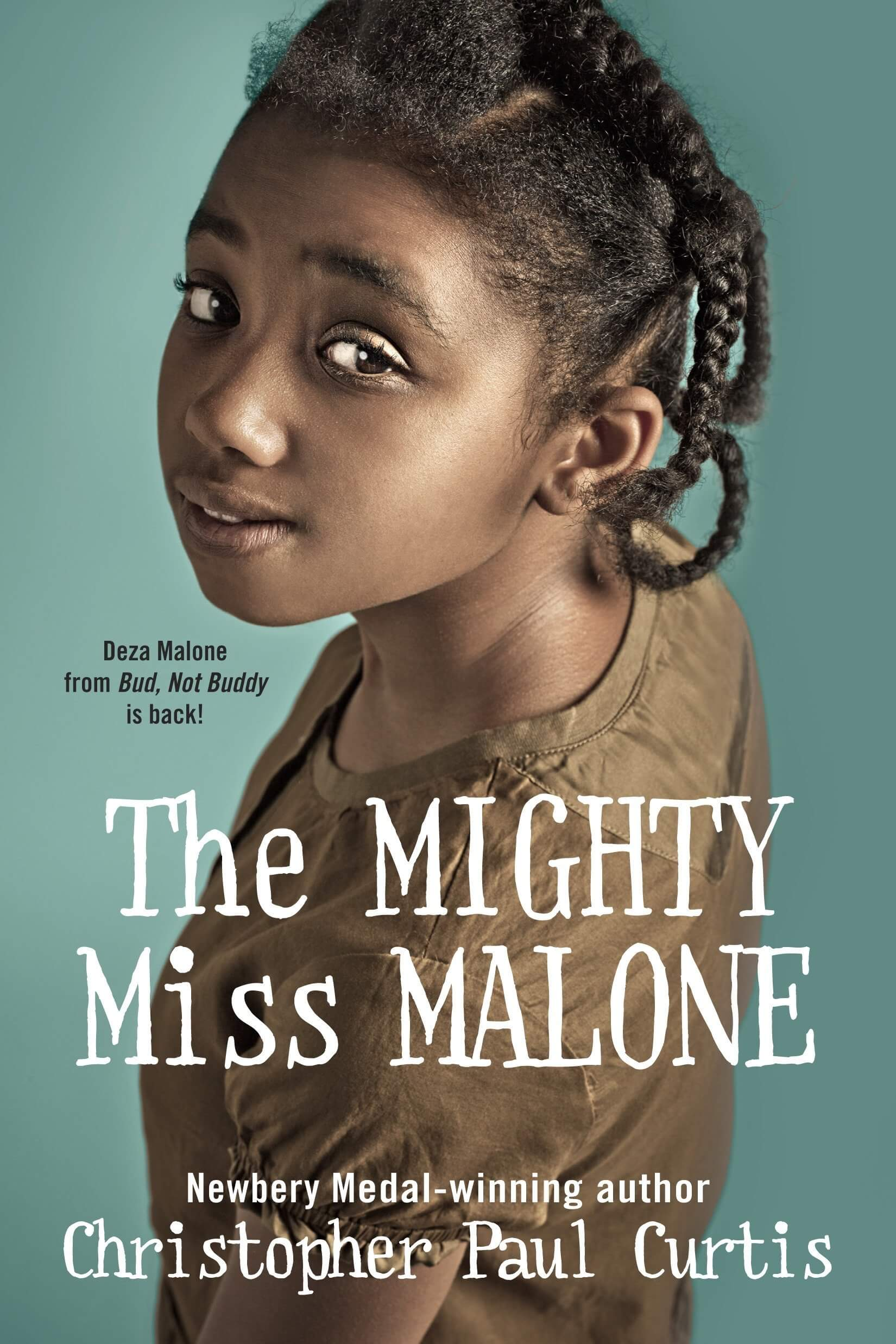 The Mighty Miss Malone Novel by Christopher Paul Curtis