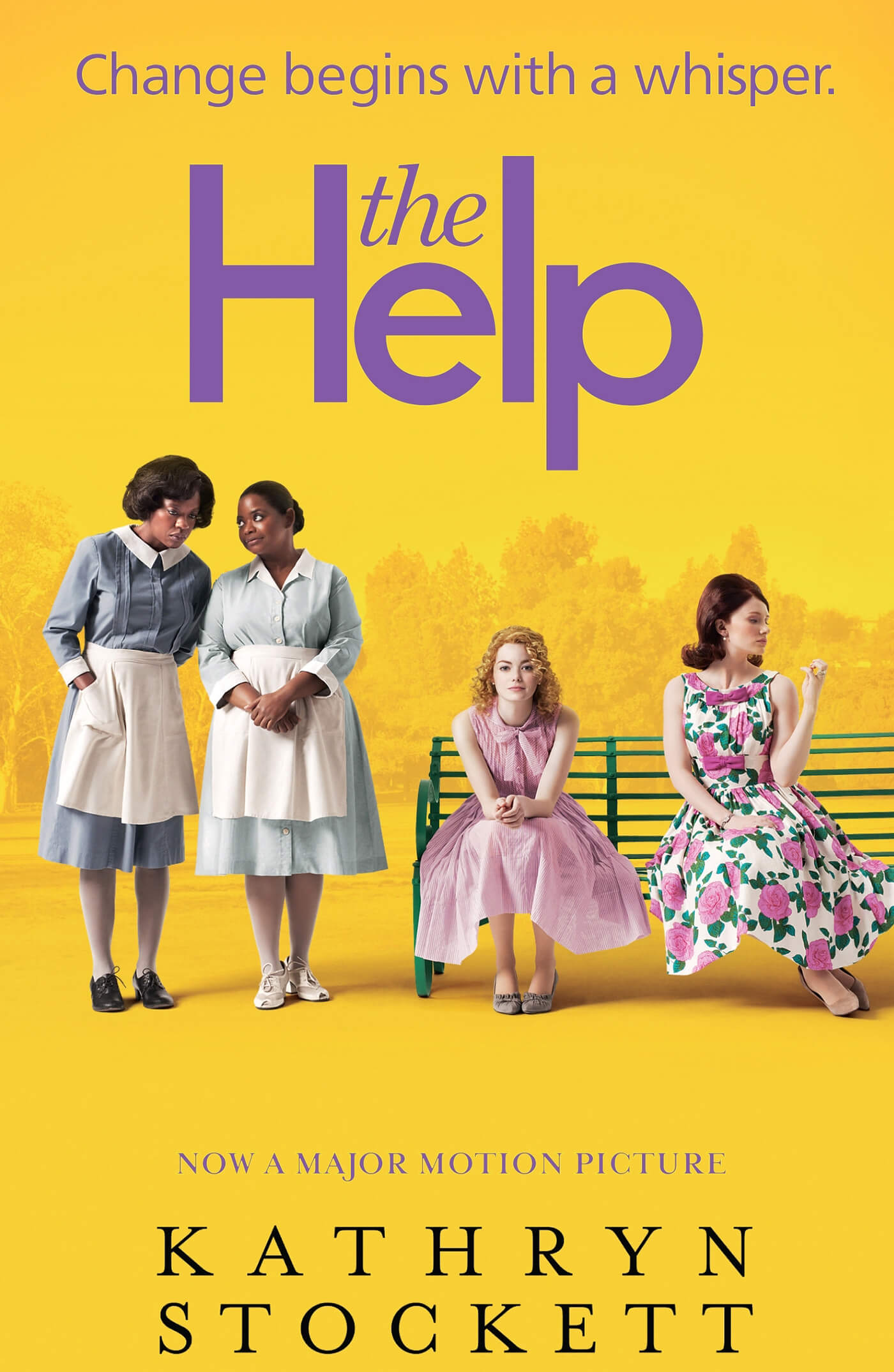 The Help Novel by Kathryn Stockett