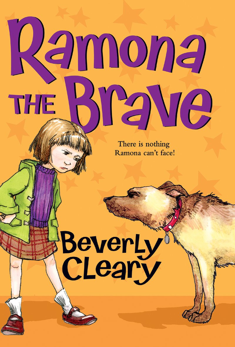 Ramona the Brave Novel by Beverly Cleary