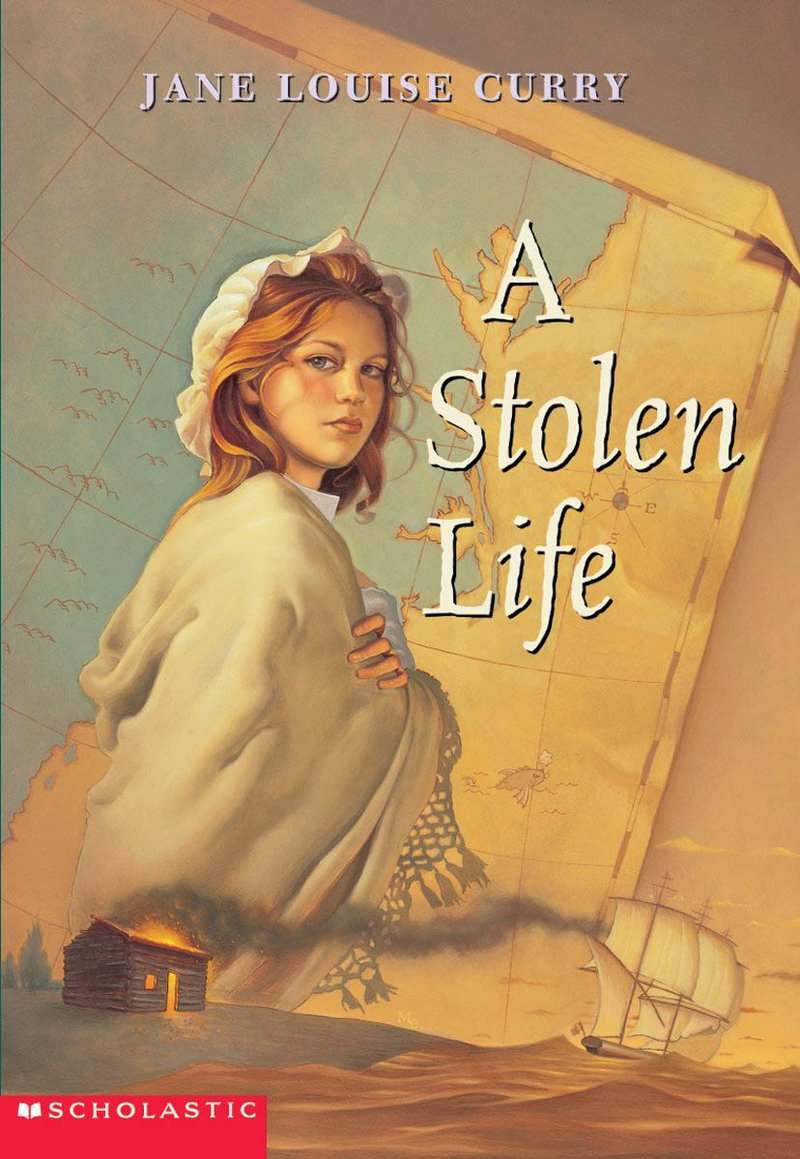 A Stolen life Book by Jane Louise Curry