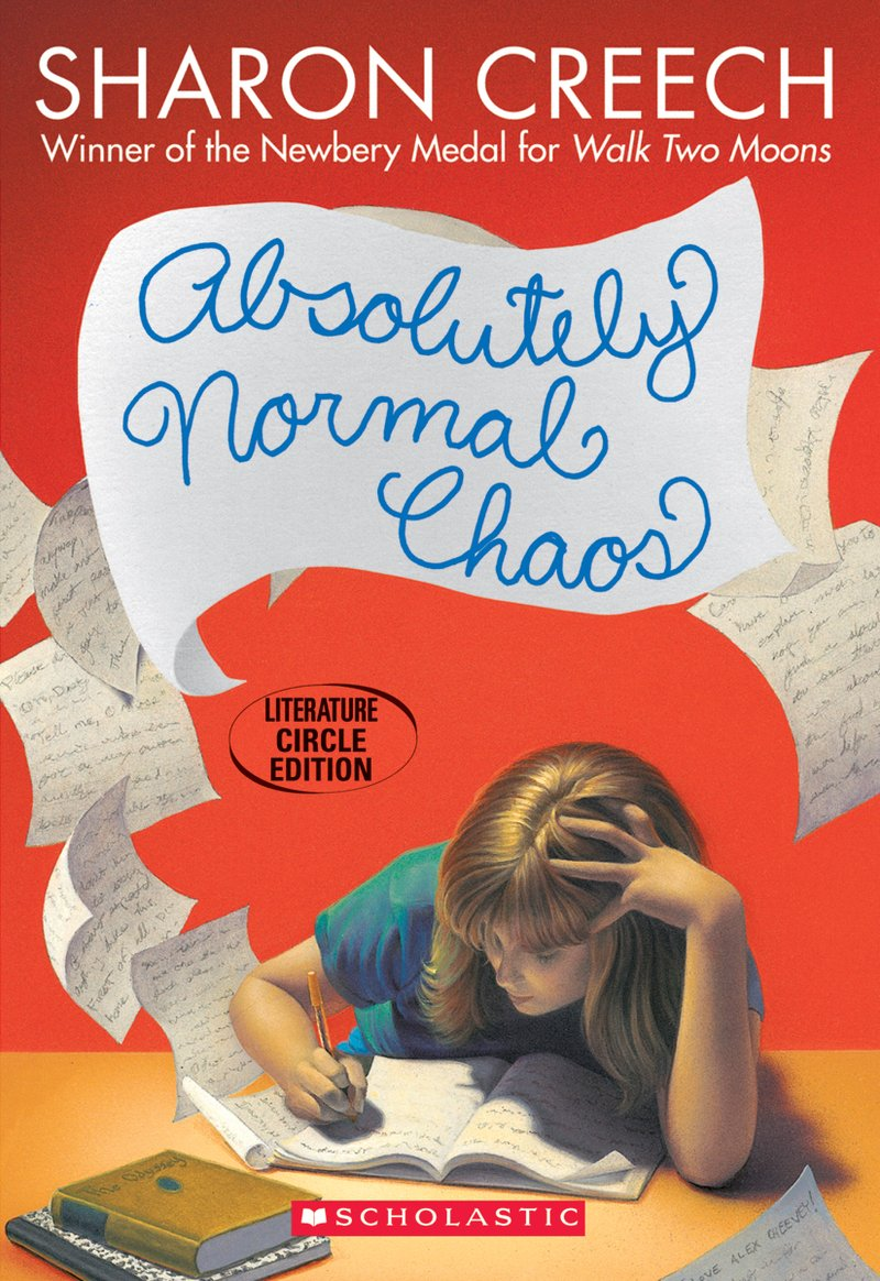 Absolutely Normal Chaos Novel by Sharon Creech