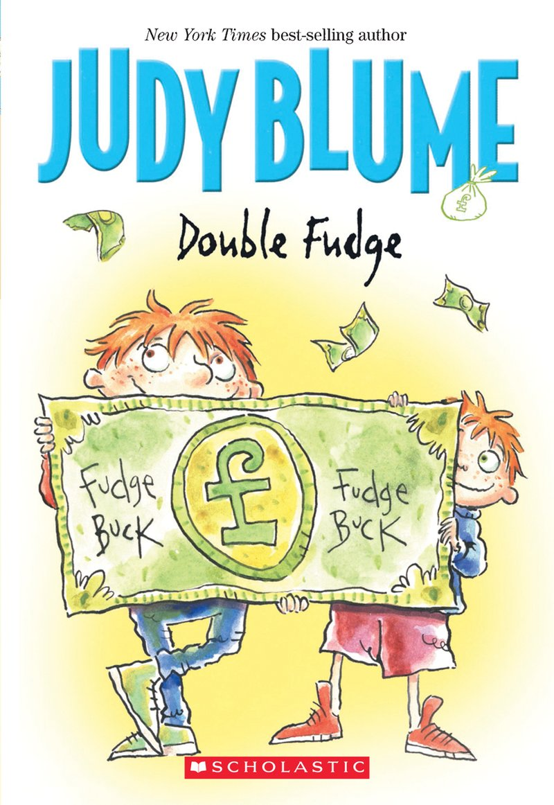 Double Fudge Novel by Judy Blume