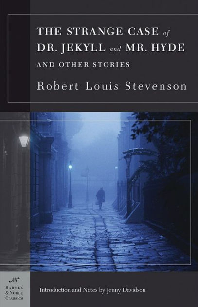 The Strange Case of Dr Jekyll and Mr Hyde Book by Robert Louis Stevenson
