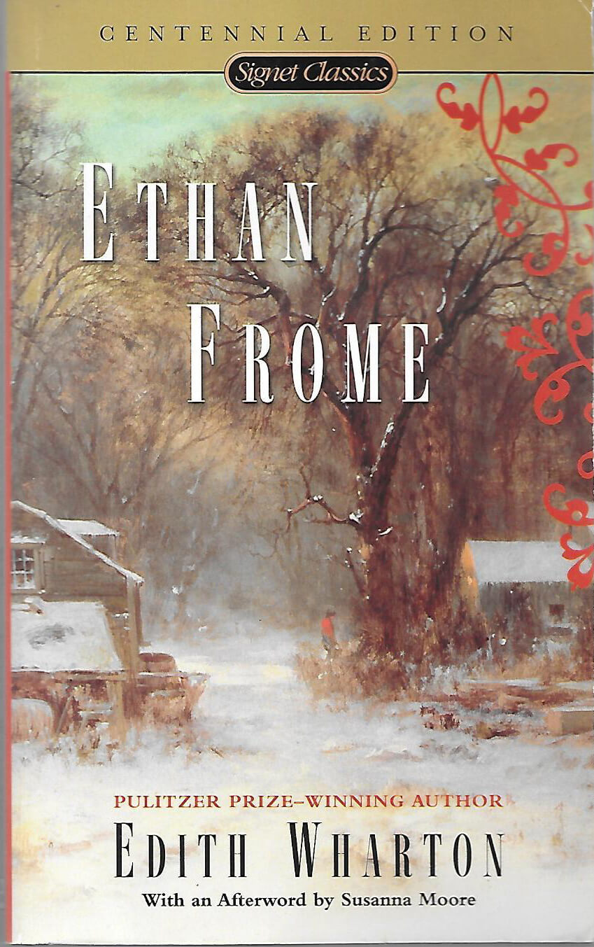 Ethan Frome Book by Edith Wharton