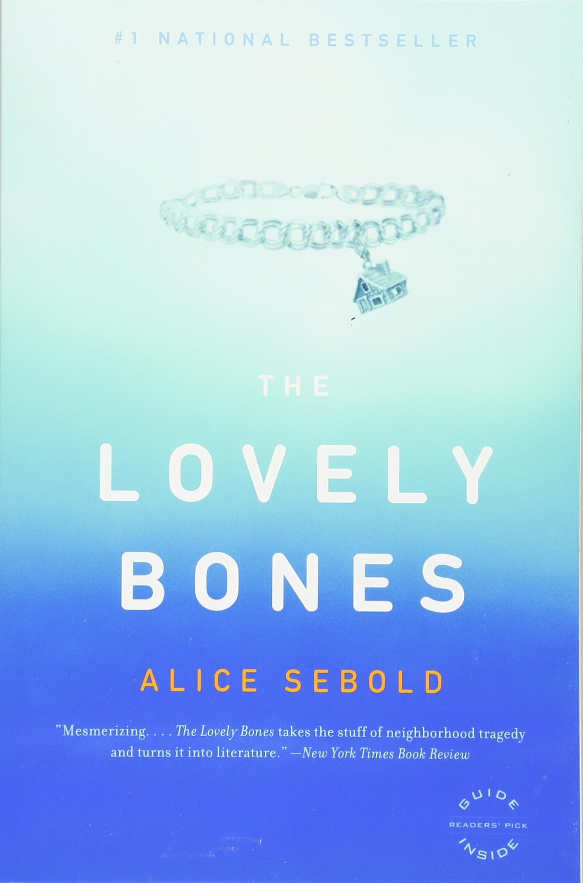 The Lovely Bones Novel by Alice Sebold