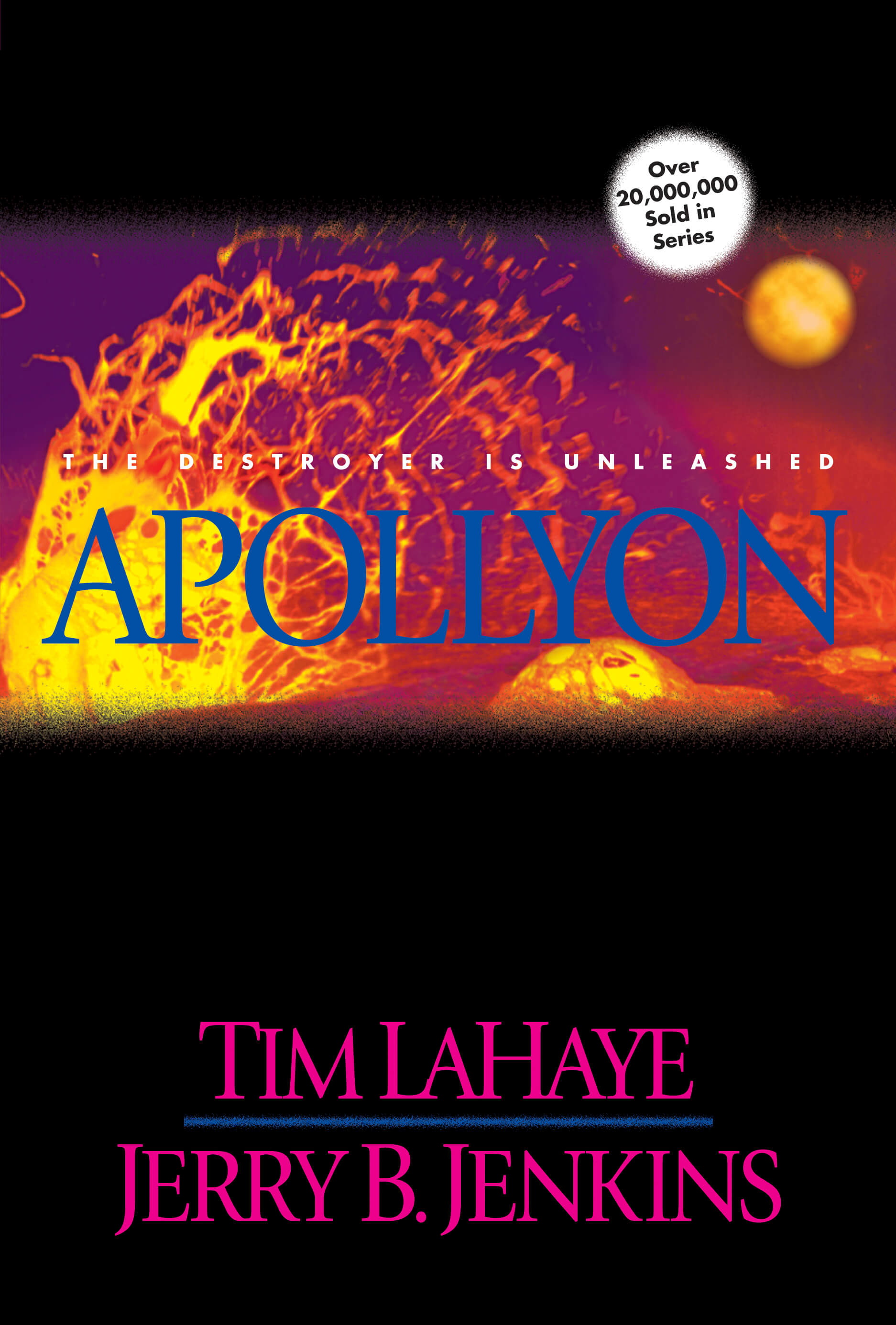 Apollyon Book by Jerry B. Jenkins and Tim LaHaye