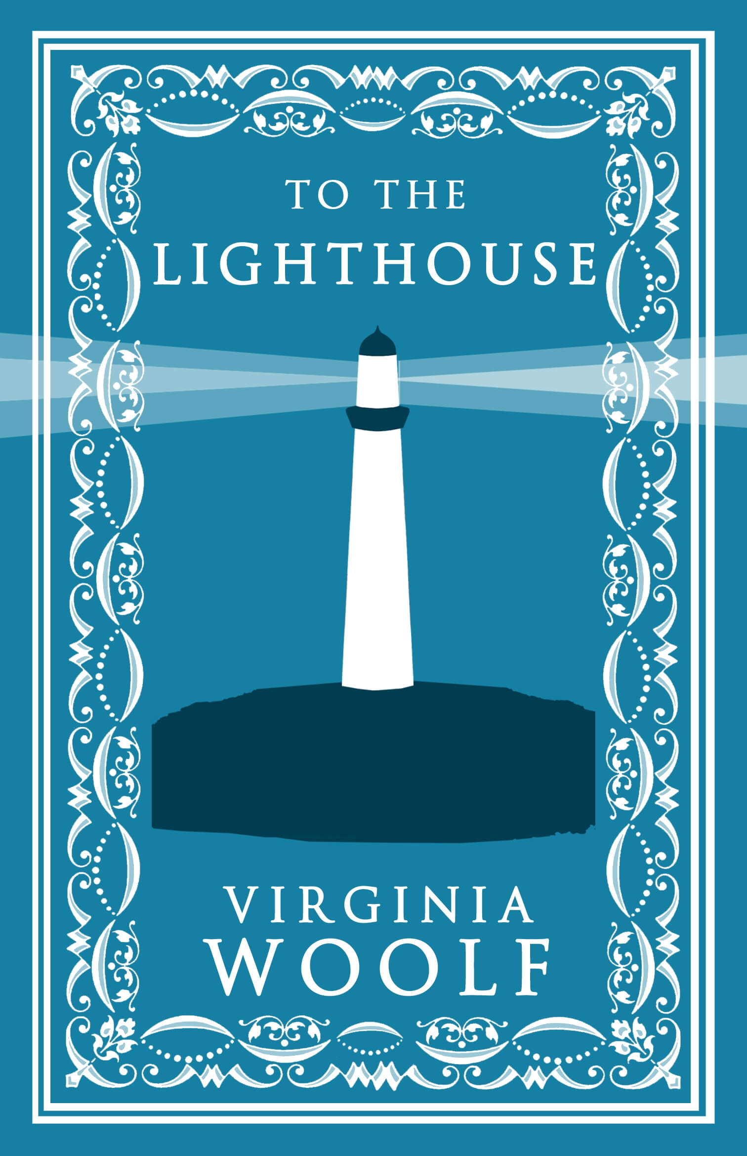 To the Lighthouse Novel by Virginia Woolf